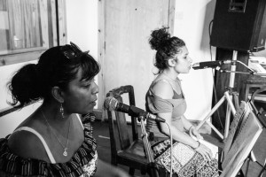 Declaration Kriol_hot Session 4_ Jaheda Choudhury_Vanessa Rani_hi-res
