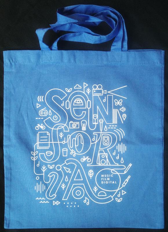 Sensoria 2013 Tote Bag